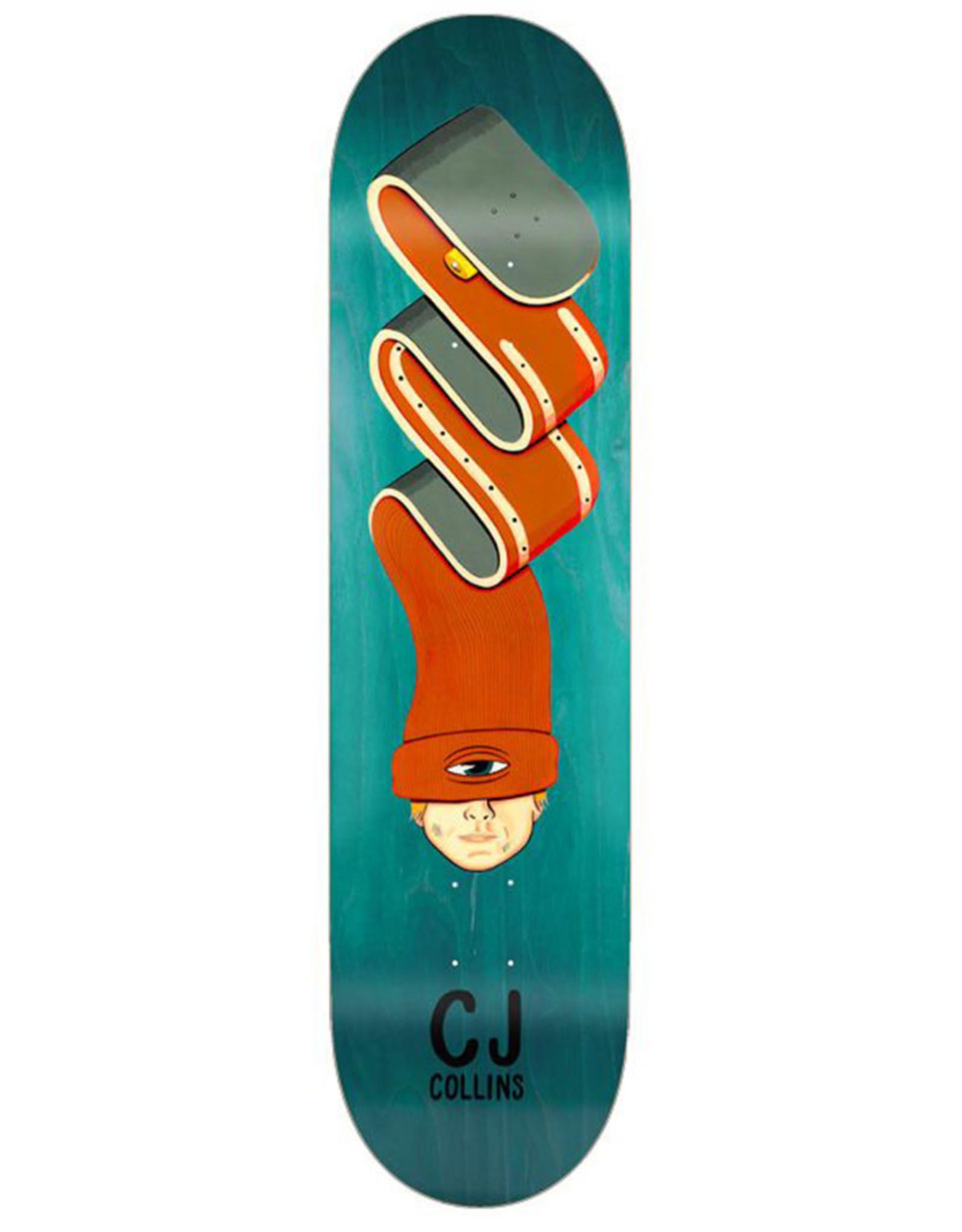 Toy Machine Toy Machine Deck CJ Collins Skate Beanie (8.0)