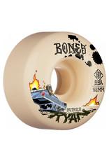 Bones Bones Wheels STF Ryan Crash And Burn V4 Wide White (53mm/99a)