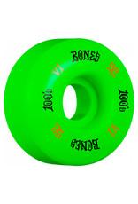 Bones Bones Wheels OG 100 V1 Standard Green (52mm/100a)