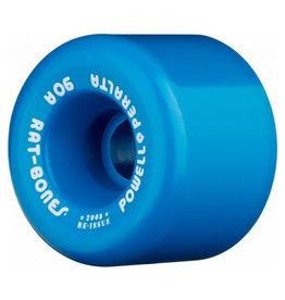Powell Peralta Powell Peralta Wheels Rat Bones Blue (60mm/90a)