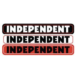 "Independent Independent Sticker Bar (2"")"