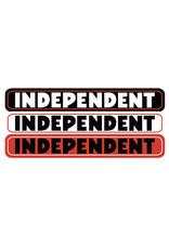 "Independent Independent Sticker Bar (4"")"