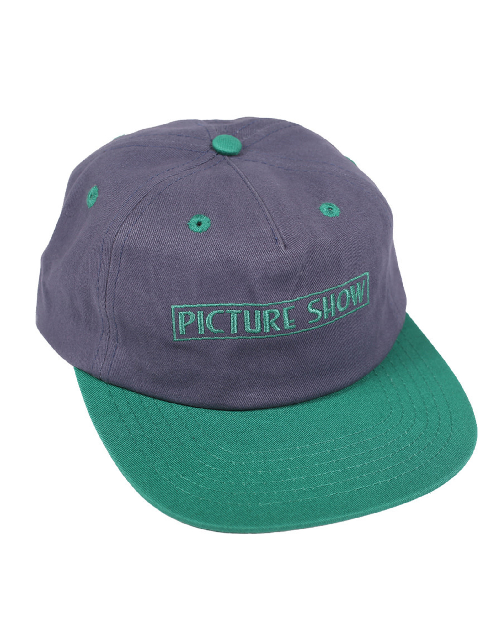 Picture Show Picture Show Hat VHS Strapback (Navy)