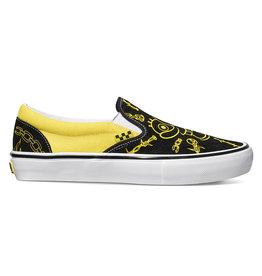 Vans Vans Shoe Skate Slip-On Spongebob (Black/Yellow)