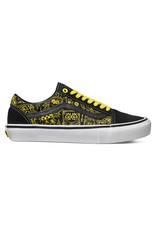 Vans Vans Shoe Skate Old Skool Spongebob (Black/Yellow)