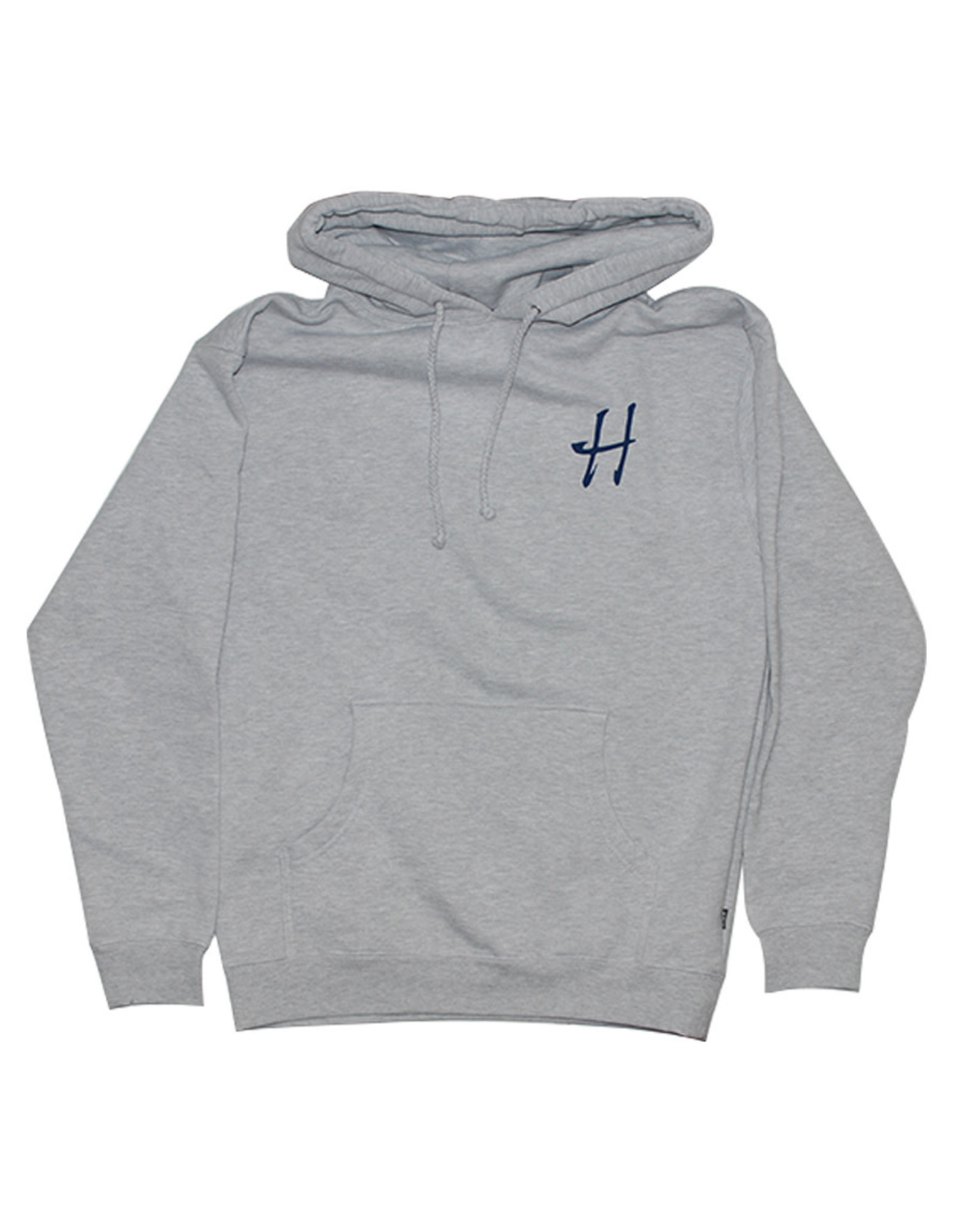 Huf Huf Hood X James Jarvis Pullover (Grey Heather)