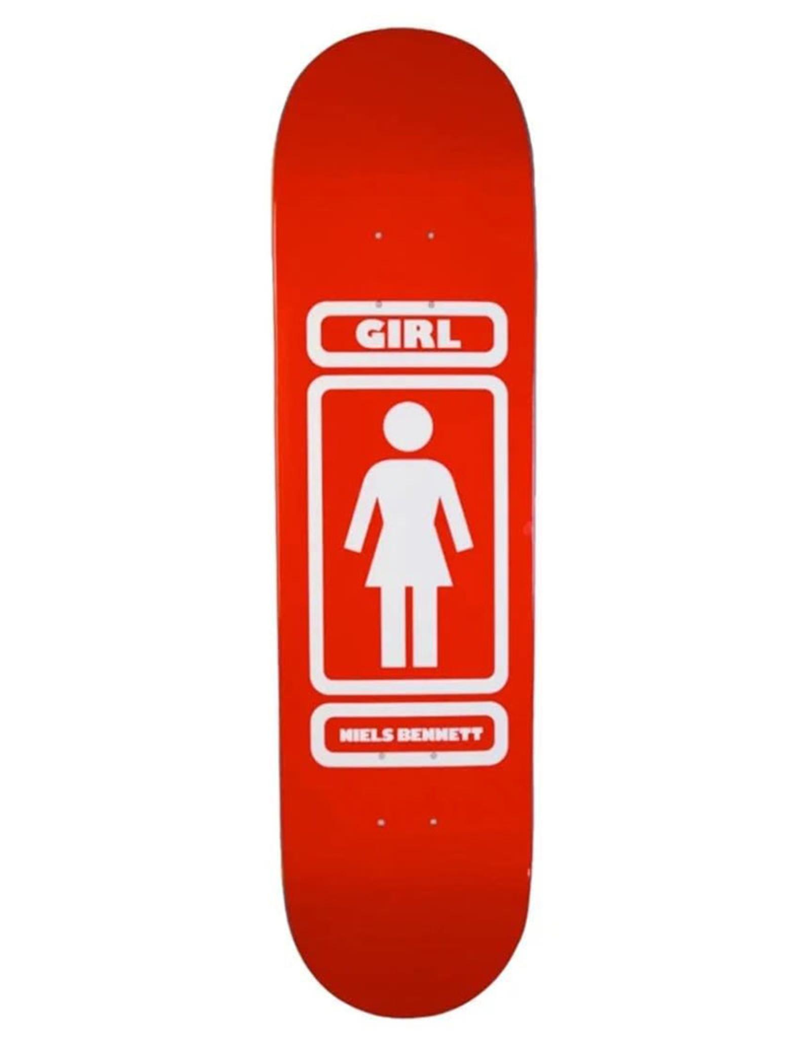 Girl Girl Deck Neils Bennett 93 Till (8.12)