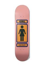 Girl Girl Deck Sean Malto 93 Til Peach (8.0)