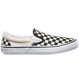 Vans Vans Shoe Pro Slip On Staple (Checker/Black/White)