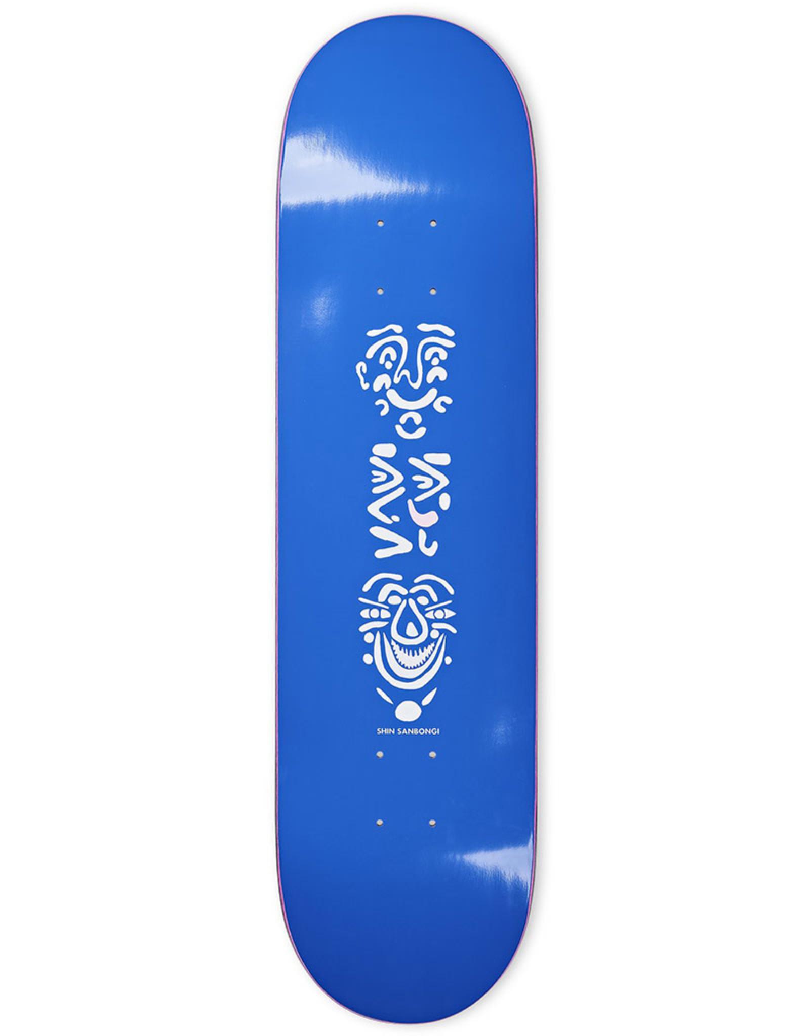 Polar Polar Deck Shin Sanbongi Faces Blue (8.125)