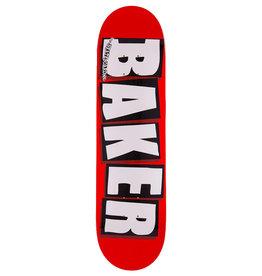 Baker Baker Deck Team Brand Logo Red/Black/White (8.6)