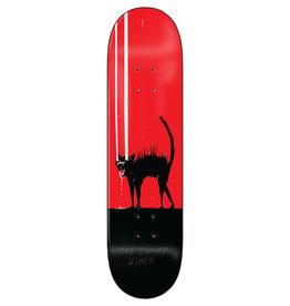 Zero Skateboards Zero Deck Chris Wimer X Pitch Canker The Damned (8.0)