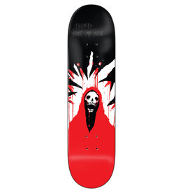 Zero Skateboards Zero Deck Jaime Thomas X Pitch Canker Save My Soul (8.25)