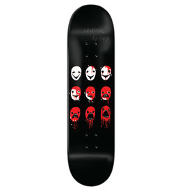 Zero Skateboards Zero Deck Tommy Sandoval X Pitch Canker Agony (8.125)