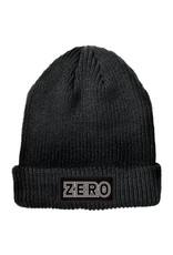 Zero Skateboards Zero Beanie Bold (Black)