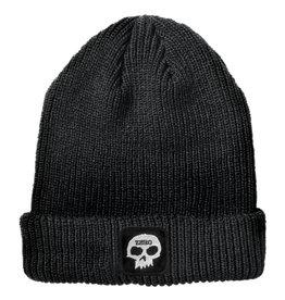 Zero Skateboards Zero Beanie Skull Patch (Black)