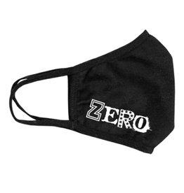 Zero Skateboards Zero Mouth Covering Ransom (Black)