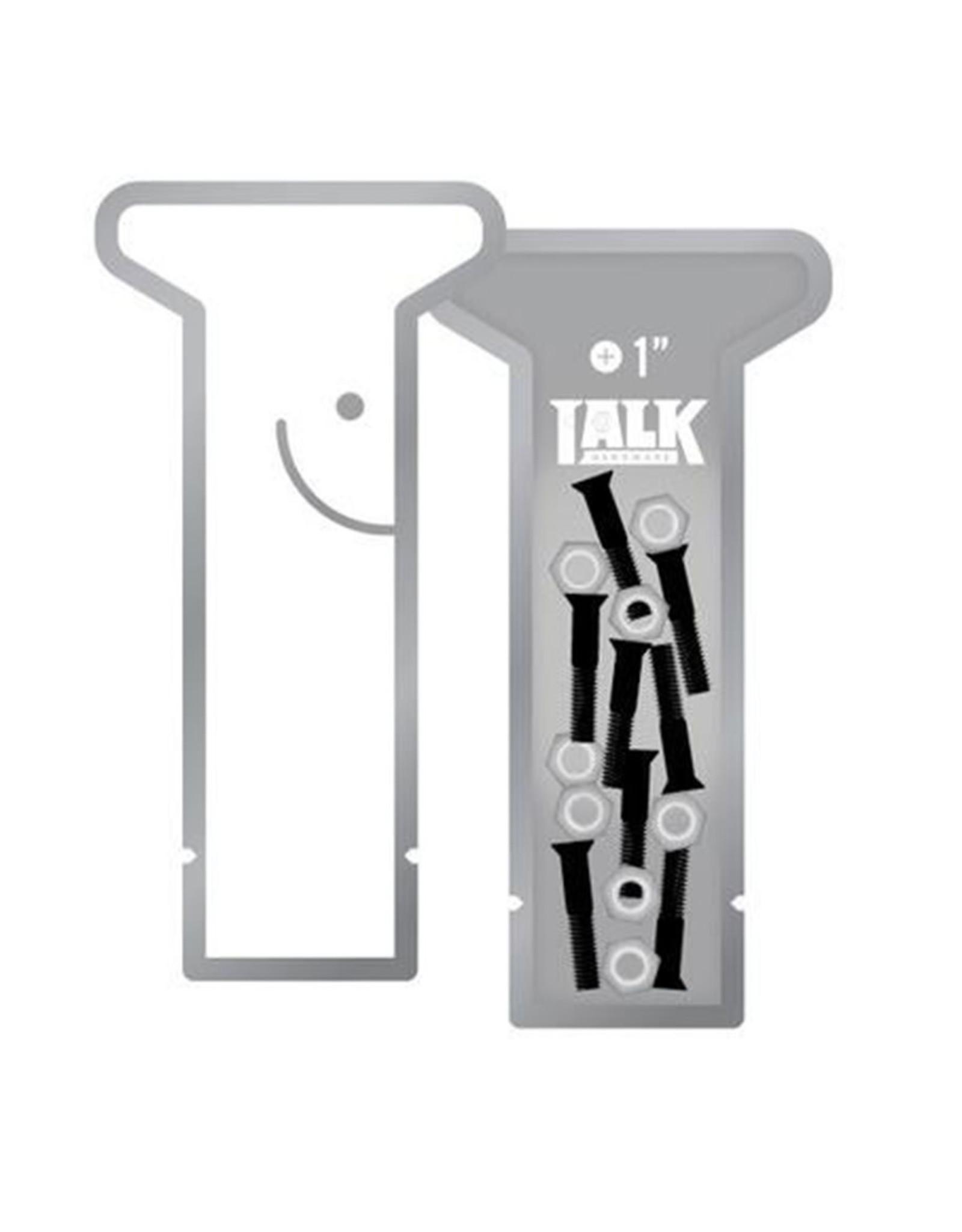 Talk Hardware Talk Hardware Phillips (1 inch)