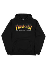Thrasher Thrasher Hood Mens BBQ Redux (Black)