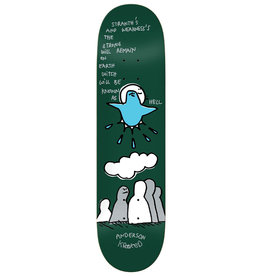 Krooked Krooked Deck Mike Anderson Manderson Hell (8.25)