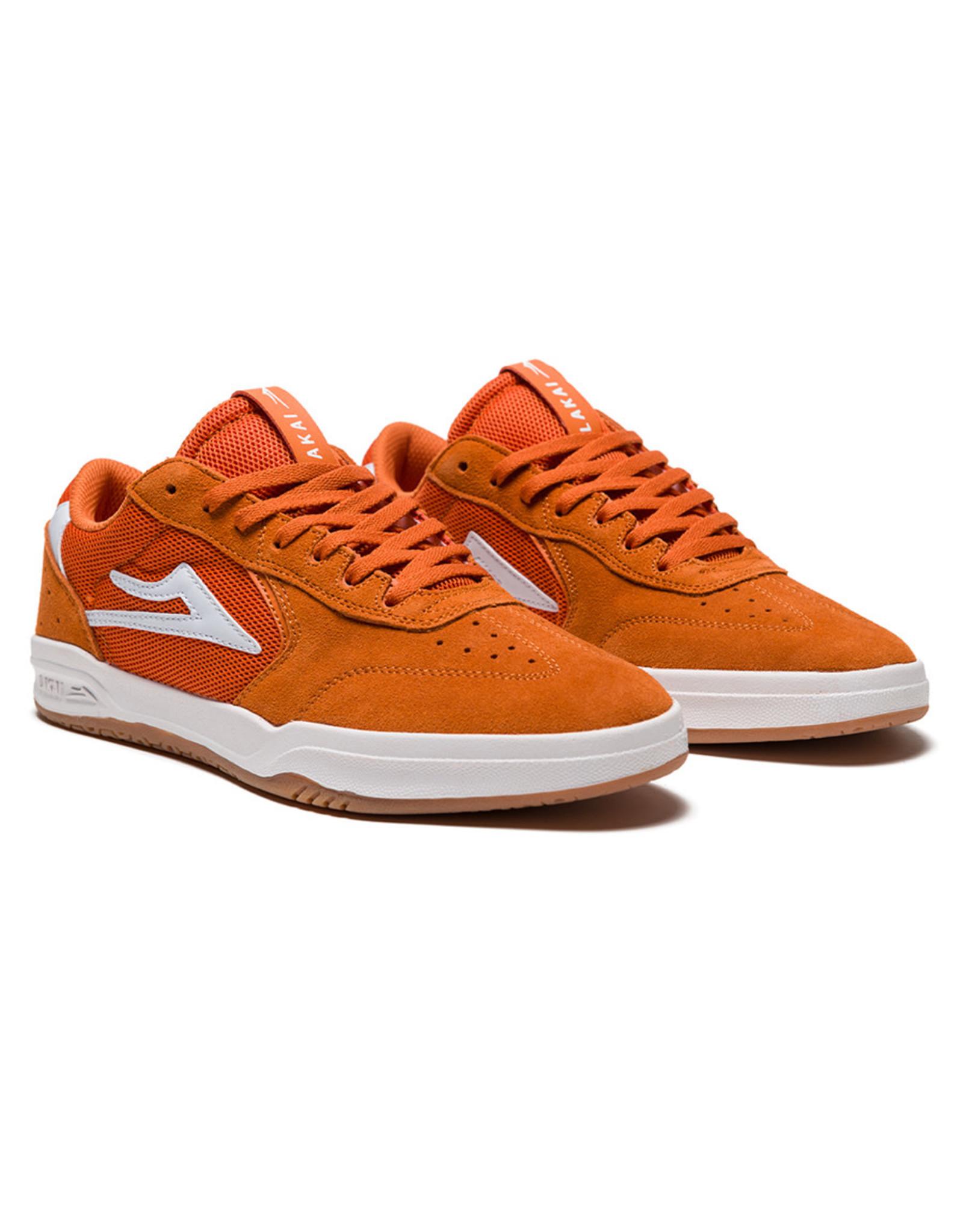 Lakai Shoes Lakai Shoe Atlantic (Burnt Orange Suede)