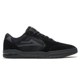 Lakai Shoes Lakai Shoe Atlantic (Black/Black Suede)