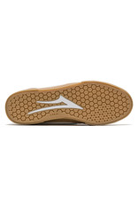 Lakai Shoes Lakai Shoe Cambridge (White/Teal Suede)