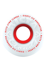 Ricta Wheels Ricta Wheels Clouds Red (57mm/86a)