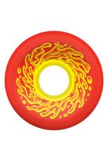 Slime Balls Slime Balls Wheels OG Slime Red/Yellow (60mm/78a)