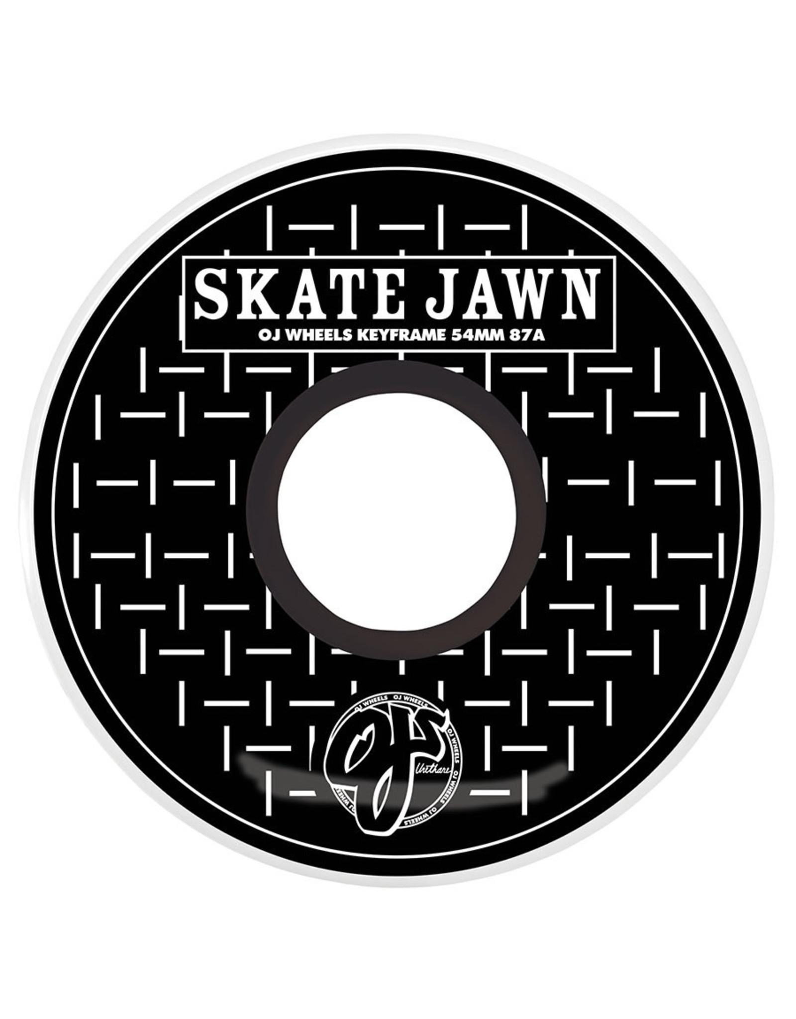 OJ Wheels OJ Wheels Team Skate Jawn Keyframe (54mm/87a)