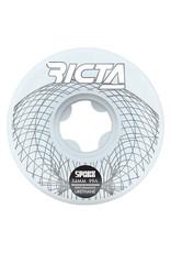 Ricta Wheels Ricta Wheels Team Wireframe Sparx White (54mm/99a)