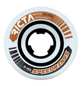 Ricta Wheels Ricta Wheels Speedrings Wide White (54mm/99a)