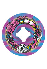 Slime Balls Slime Balls Wheels Brains Speed Balls Blue/Purple Swirl (54mm/99a)