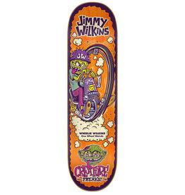 Creature Creature Deck Jimmy Wilkins Freaks (8.375)