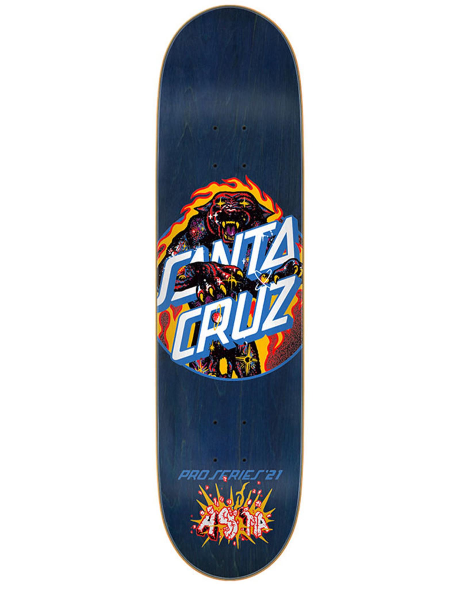 Santa Cruz Santa Cruz Deck Tom Asta Cosmic Cat Dot (8.0)
