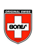 Bones Bones Sticker Swiss Shield