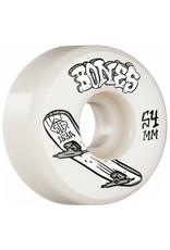 Bones Bones Wheels STF Heritage Boneless V1 Standard White (54mm/103a)