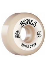 Bones Bones Wheels STF Heritage Roots V5 Sidecut White (52mm/99a)