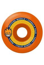 Spitfire Spitfire Wheels Formula Four Tablet Neon Orange (53mm/99d)