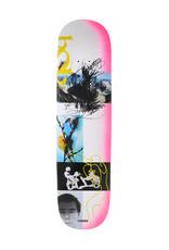 Quasi Skateboards Quasi Deck Bobby De Keyzer Debut Pink (8.25)