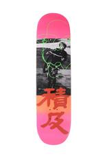 Quasi Skateboards Quasi Deck Jake Johnson Untitled Pink (8.125)