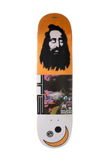 Quasi Skateboards Quasi Deck Tyler Bledsoe Portland Orange (8.5)
