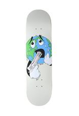 Quasi Skateboards Quasi Deck Team World White (8.375)