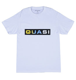 Quasi Skateboards Quasi Tee Liquid S/S (White)