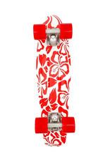 "Swell Skateboards Swell Complete 22"" (Aloha Red)"