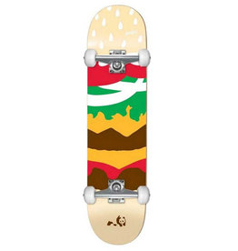 Enjoi Enjoi Complete Burger Time Youth First Push (7.375)