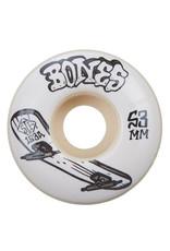 Bones Bones Wheels STF Heritage Boneless V1 Standard White (52mm/103a)