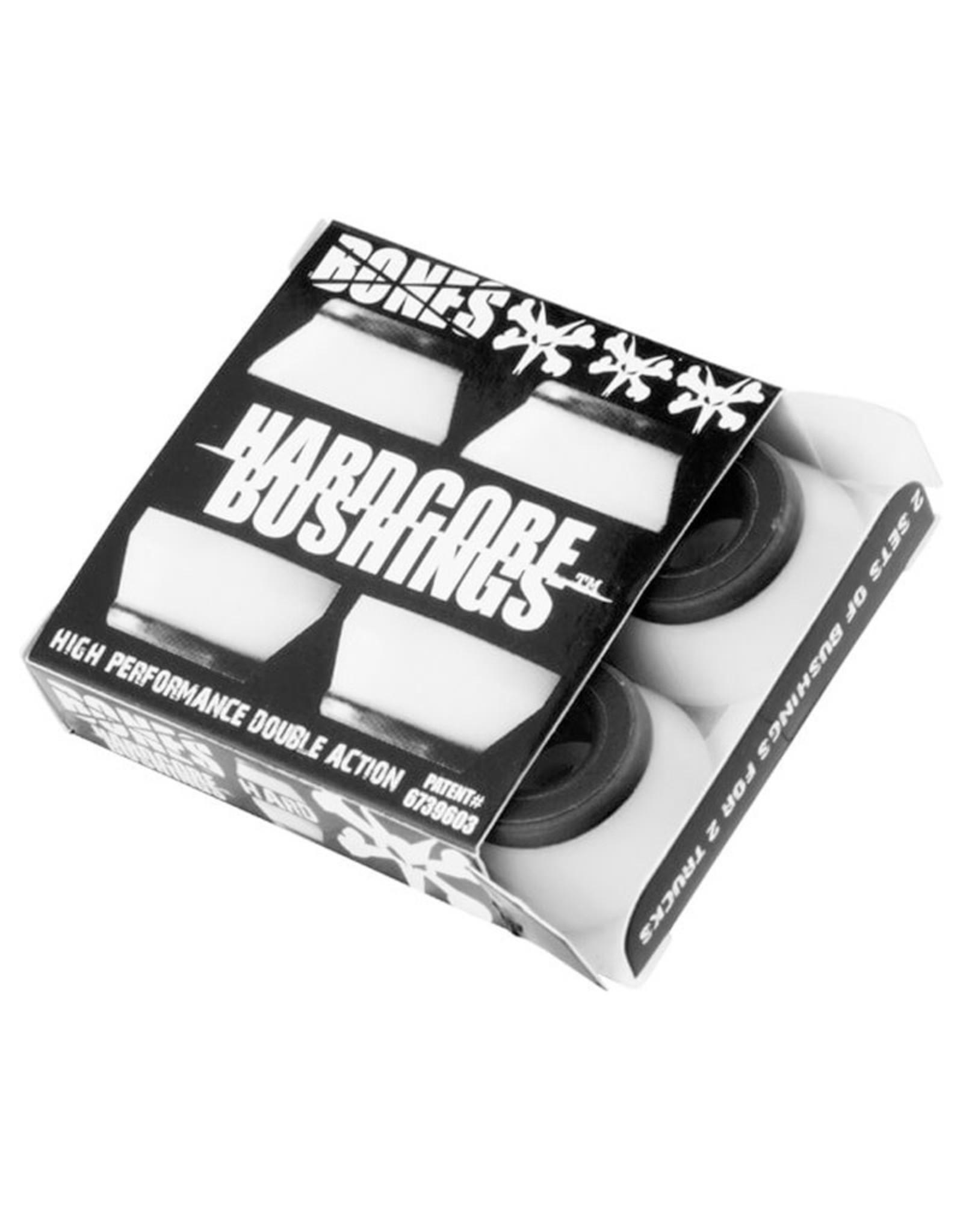 Bones Bones Bushings Hardcore Black/White (Hard)