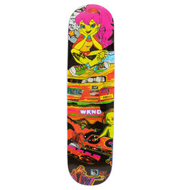 Wknd Skateboards Wknd Deck Jordan Taylor Sympathy Dropout (8.25)
