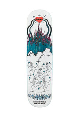 Wknd Skateboards Wknd Deck Christian Maalouf Running With Daisies (8.0)